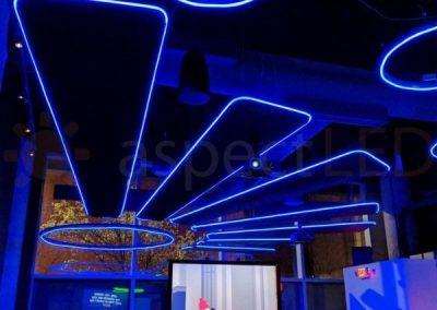 Neon Flex RGB For Bar