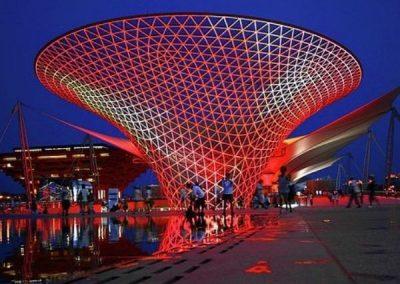 Neon Flex RGB For Exhibition