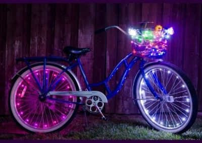 RGB Led Tape For Bicycle