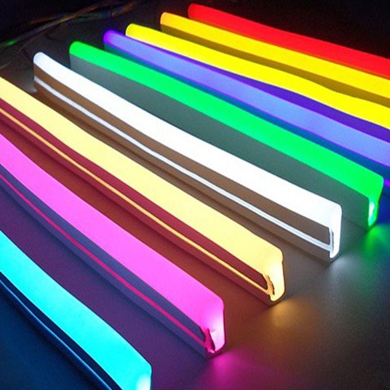 Powering LED Neon Tape Light