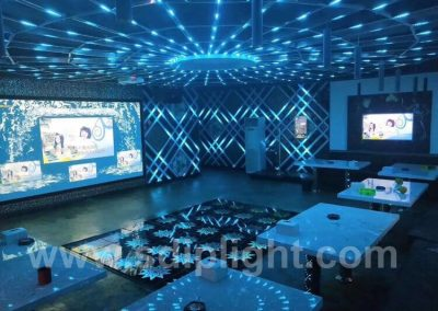 KTV Night Club Night Bar Lighting Project