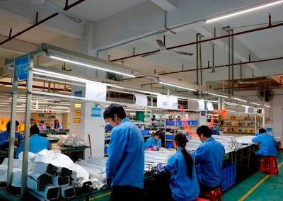 LED Strip Light China Assembly