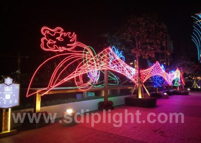LED sign Advertising Board