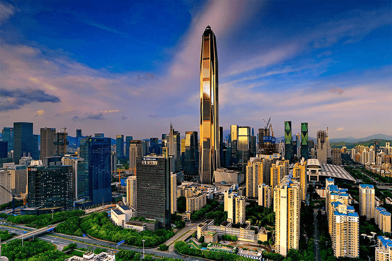 Shenzhen city, Guandong